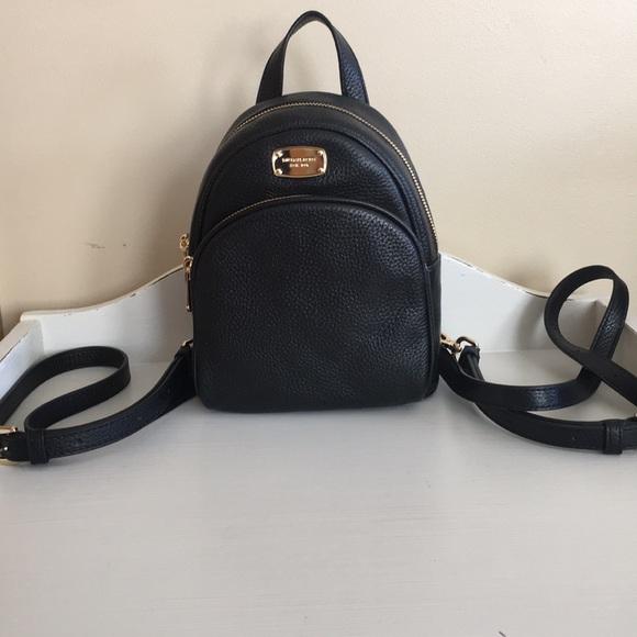 9ee9a589f81f Michael Kors Bags | Nwt Abbey Xs Backpack | Poshmark